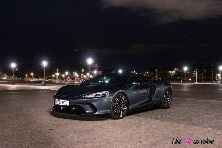 Photo essai McLaren GT 2021