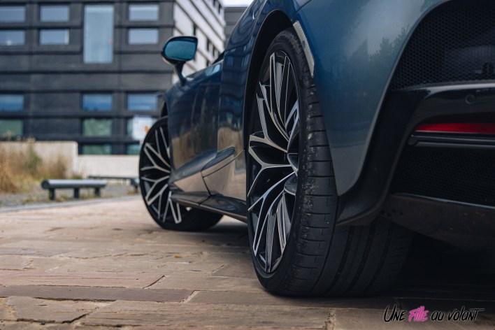 Photo jantes 20 pouces McLaren GT 2021