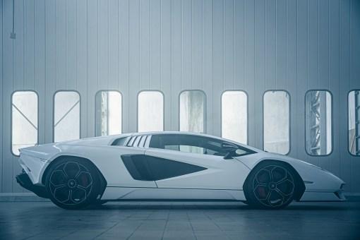 Photo profil Lamborghini Countach 2021