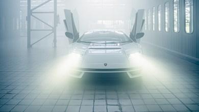 Photo of Lamborghini Countach LP800-4 : l'icône est de retour