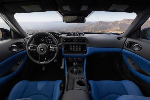 Photo intérieur Nissan Z 2021