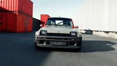 Photo restomod Renault 5 Turbo 3 2021