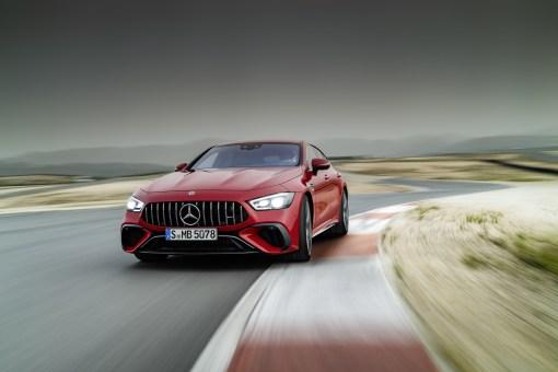 Photo nouvelle Mercedes-AMG GT 63 S E Performance 2021