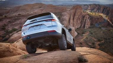 Photo arrière Jeep Grand Cherokee 2021