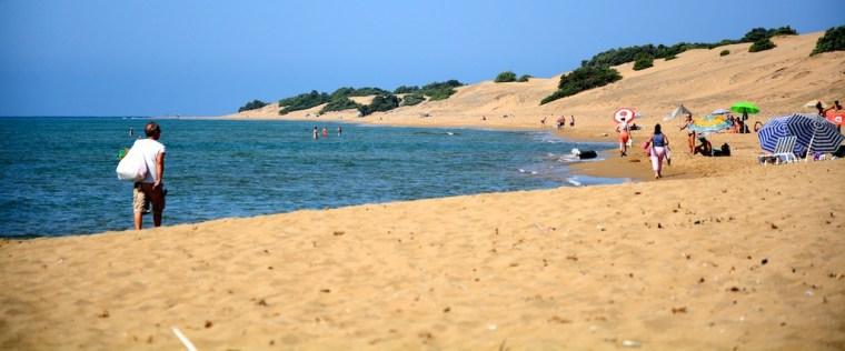 Issos Beach - Corfou