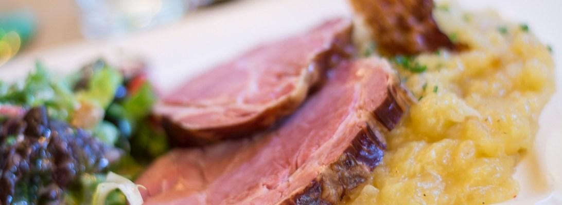 Foodtour l'Alsaciette : Repas marcaire Ferme Auberge du Schantzwasen - Le Tanet
