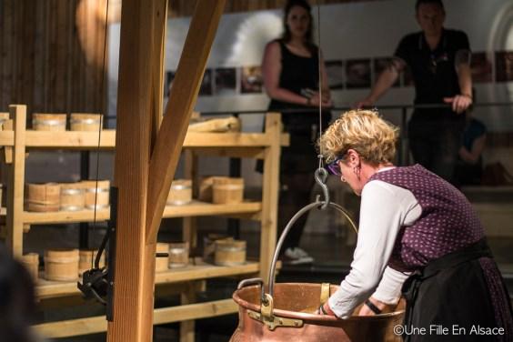 Foodtour l'Alsaciette : La Maison du Fromage à Gunsbach