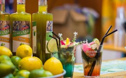 Cocktails à la Foire Européenne de Strasbourg
