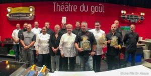 Concours bouchée à la reine Foire Européenne de Strasbourg
