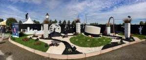 Jardin éphémère du Parc de Wesserling