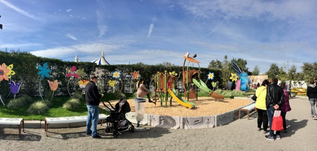 Le jardin des enfants de Folie'Flore