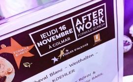 Afterwork Formule Jeunes des Etoiles d'Alsace Photo Céline Schnell Une Fille En Alsace