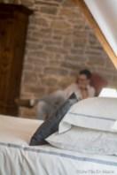 Suite 7 - Chambres d'hôtes Unter Der Linde - Photo Céline Schnell - Une Fille En Alsace