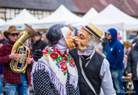 Mardi Gras à Hoerdt - Photos Céline Schnell Une Fille En Alsace