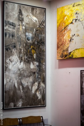 Galerie Horea avec Curionomie - Photo Céline Schnell Une Fille En Alsace