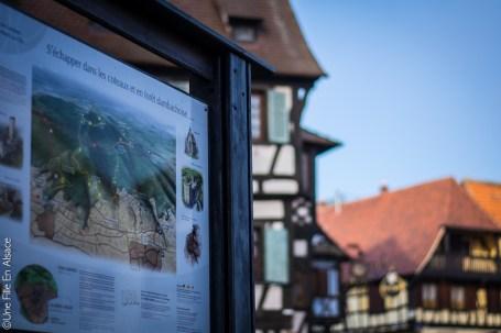 Dambach la Ville - Photo Céline SCHNELL Une Fille En Alsace