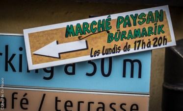 Marché Paysan à Dambach la Ville - Photo Céline SCHNELL Une Fille En Alsace