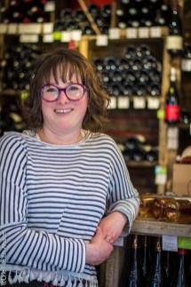 Nathalie Lichtle Cave à vin Kaysersberg - Photo Céline Schnell Une Fille En Alsace