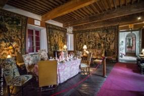 Château du Bosc Segala Aveyron - Photo Céline Schnell Une Fille En Alsace