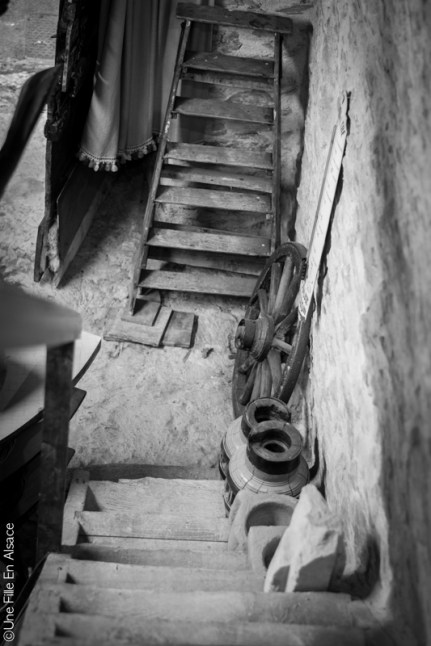 Atelier de poterie Naucelle Segala Aveyron - Photo Céline Schnell Une Fille En Alsace
