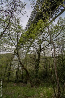 Viaduc de Viaur - Photo Céline Schnell Une Fille En Alsace