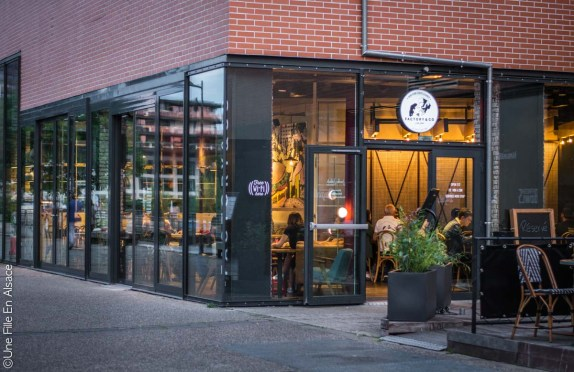 Restaurant Factory & Co à Strasbourg - Photo Céline Schnell Une Fille En Alsace