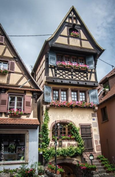 Dambach-la-Ville - Photo Céline Schnell Une Fille En Alsace