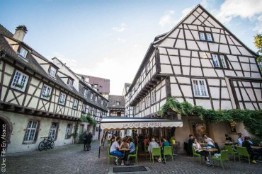 La Cour des Anges Colmar - Crédit Photo Une Fille En Alsace