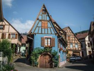 Saint-Hippolyte - Photo Céline Schnell Une Fille En Alsace