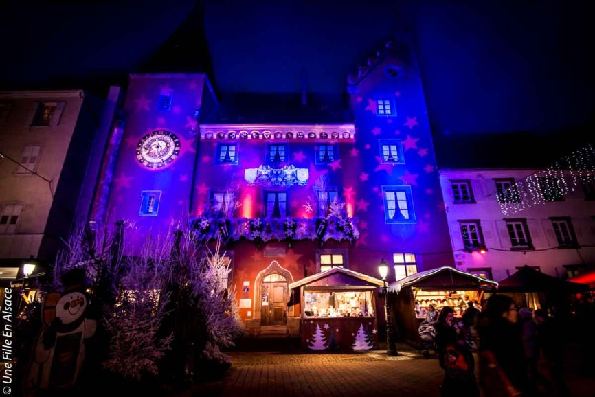 Marché de Noël à Haguenau - Photo Céline Schnell Une Fille En Alsace