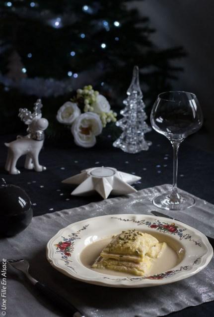ravioles legumes sauce foie gras Traiteur Schneider photo Celine-Schnell-Une-Fille-En-Alsace