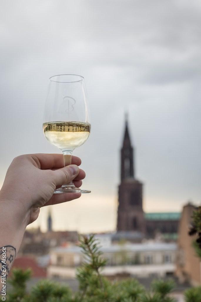 Vins d'Alsace Bestheim et Cathédrale de Strasbourg©Céline-Une-Fille-En-Alsace-2019-2