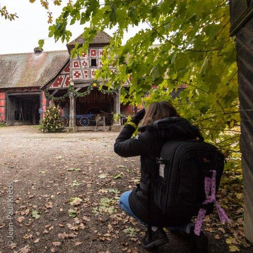 Une Fille en Alsace Crédit photo Jean-Paul KREBS