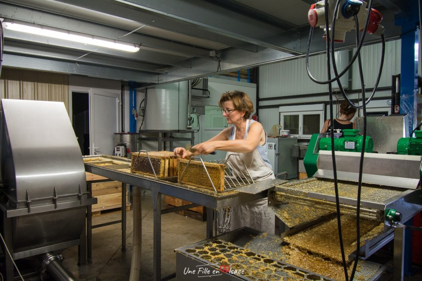 La Miellerie Ruchers des Vosges du Nord à Struth
