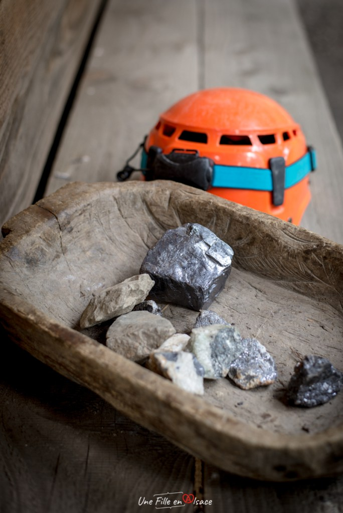 visite des mines d'argent - sainte marie aux mines