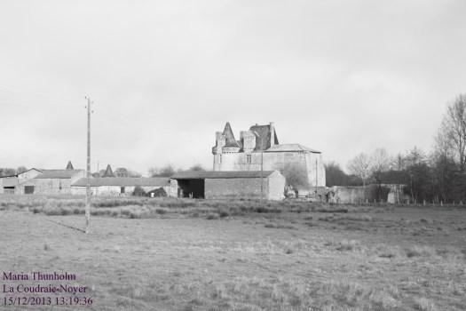 La Coudraie-Noyer au pays mauléonnais, 79 Les Deux-Sèvres, France.