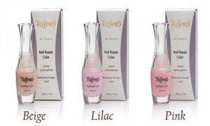Nail repair color