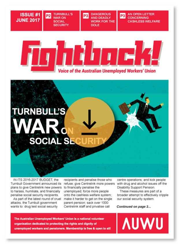 Fightback! Issue#1