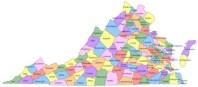 virginia-unemployment-map