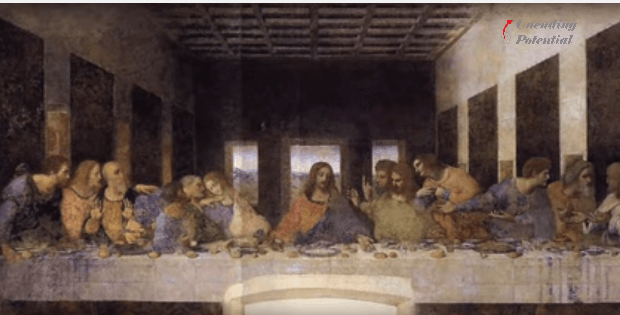 A Secret You Did Not Know About The Last Supper From Leonardo Da