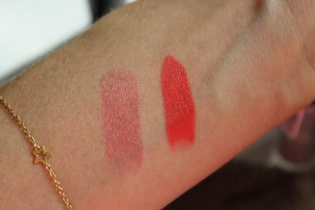 Rouges à lèvres Hema