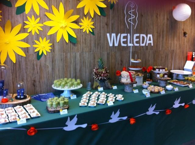 Programme sport Weleda