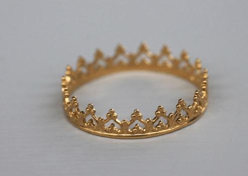 bague couronne