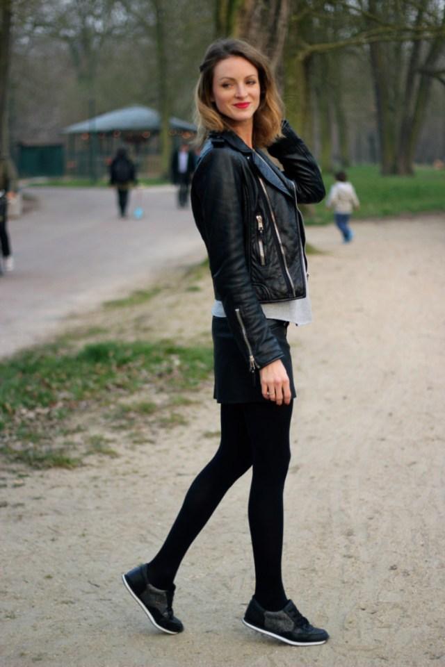 look_short_noir