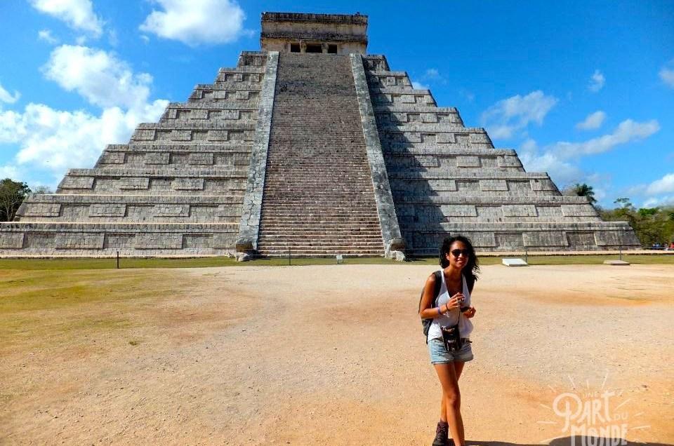 Mexique : Mérida, Chichen itza et Uxmal