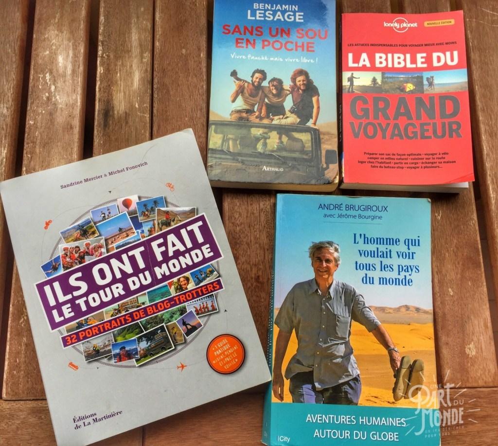 livres voyage