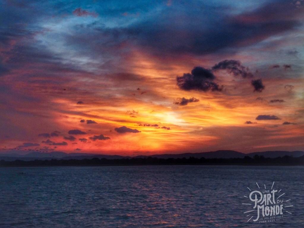 sunset-polunnaruwa