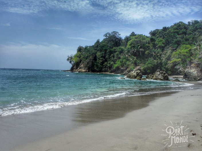 Costa Rica : Parc National Manuel Antonio