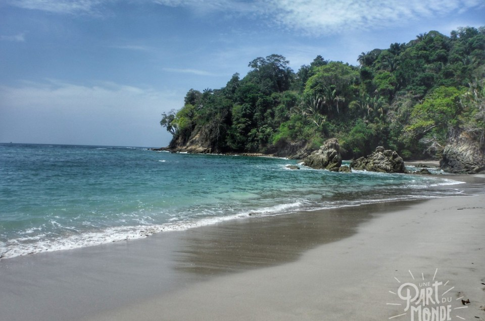 Costa Rica : Parc National Manuel Antonio