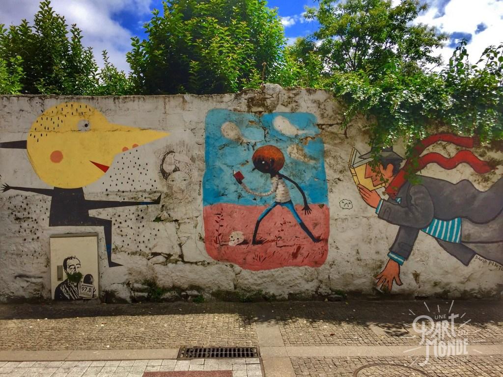 street art mur porto 2